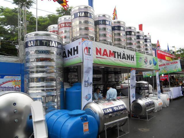 Bồn nước Nam Thành