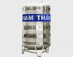Sản phẩm bồn nước inox Nam Thành