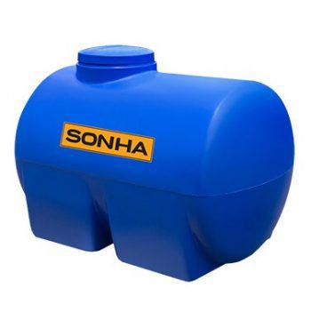 Bồn nước nhựa 500 Lít Nằm Sơn Hà