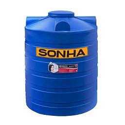 Bồn nước nhựa 500 lít đứng Sơn Hà