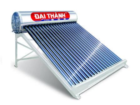 Bảng giá máy nước nóng năng lượng mặt trời Đại Thành